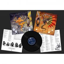 BLITZKRIEG - ABSOLUTE POWER (LTD EDITION 100 COPIES BLACK VINYL) LP (NEW)
