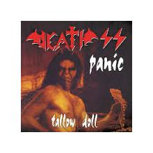 DEATH SS - PANIC/TALLOW DOLL (LTD EDITION 200 COPIES NUMBERED) 7