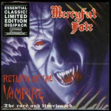 MERCYFUL FATE - RETURN OF THE VAMPIRE (LTD EDITION DIGI PACK) CD (NEW)