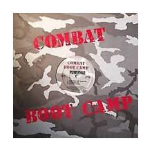 POWERMAD - COMBAT BOOT CAMP EP LP