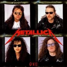 METALLICA - ONE (JAPAN EDITION +OBI, RED DISC) CD'S