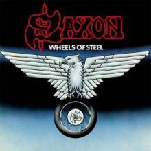 SAXON - WHEELS OF STEEL LP