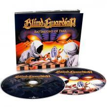 BLIND GUARDIAN - BATTALIONS OF FEAR (2018 REISSUE DIGIPAK) 2CD (NEW)