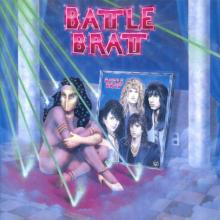BATTLE BRATT - SAME (FIRST JAPAN EDITION) CD