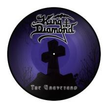KING DIAMOND - THE GRAVEYARD (LTD EDITION 2000 COPIES DOUBLE PICTURE DISC) 2LP (NEW)