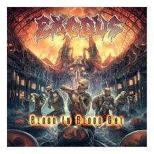 EXODUS - BLOOD IN BLOOD OUT (GATEFOLD) 2LP (NEW)