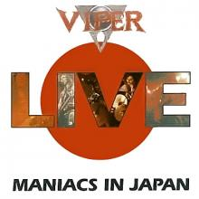 VIPER - LIVE - MANIACS IN JAPAN LP