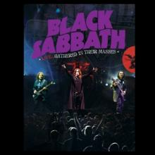 BLACK SABBATH - LIVE...GATHERED IN THEIR MASSES CD/DVD