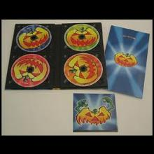HELLOWEEN - PUMPKIN BOX (JAPAN EDITION +OBI, BOX SET INCL. 4CD, BOOK, STICKER) 4CD