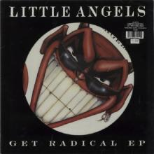 LITTLE ANGELS - GET RADICAL EP 12