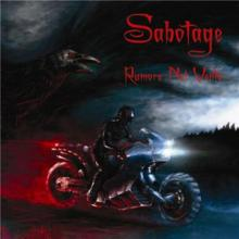 SABOTAGE - RUMORE NEL VENTO (LTD HAND-NUMBERED EDITION 500 COPIES) LP
