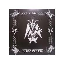 DARK STORM/APOLOKIA - KULT SATAN/IN CEREMONIAL CIRCLES - SPLIT (LTD EDITION 350 COPIES, SOMBRE RECORDS) LP