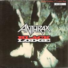ANTHRAX - BLACK LODGE (LTD NUMBERED EDITION REMIX E.P.) 10