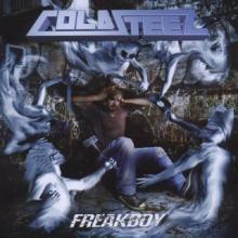 COLDSTEEL - FREAKBOY (+3 BONUS TRACKS) CD (NEW)