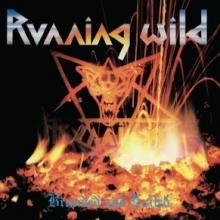 RUNNING WILD - BRANDED AND EXILED (REMASTERED, 180GR VINYL) LP (NEW)