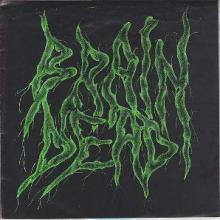 BRAIN DEAD - VISIONS OF THE DARK CHASM (GREEN VINYL) 7