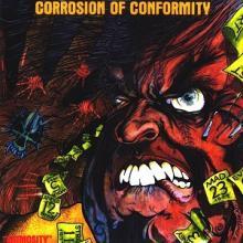 CORROSION OF CONFORMITY - ANIMOSITY (LTD EDITION 180 GR GREY VINYL, GATEFOLD) LP