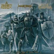 V/A - NEW AGE OF IRON VOL. 1 (ATLANTEAN KODEX, METAL INQUISITOR, RAM..., GATEFOLD) LP