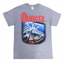 QUARTZ - AGAINST ALL ODDS (SIZE: M) T-SHIRT (NEW)