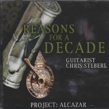 PROJECT: ALCAZAR - REASONS FOR A DECADE CD (NEW)