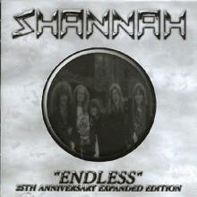SHANNAH - ENDLESS - 25TH ANNIVERSARY EDITION CD (NEW)