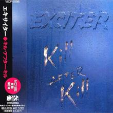 EXCITER - KILL AFTER KILL (JAPAN EDITION +OBI) CD
