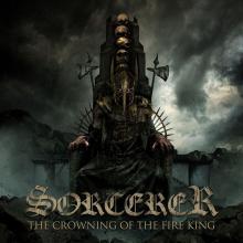 SORCERER - THE CROWNING OF FIRE KING (LTD EDITION 180 G BLACK VINYL, INCL. 2-SIDED POSTER, GATEFOLD,BENT CORNER) 2LP (NEW)