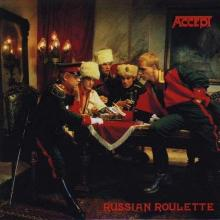 ACCEPT - RUSSIAN ROULETTE (FRENCH OLD EDITION) CD