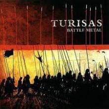 TURISAS - BATTLE METAL (LTD EDITION SOLID YELLOW VINYL) LP (NEW)