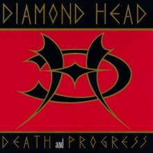 DIAMOND HEAD - DEATH AND PROGRESS (JAPAN EDITION) CD