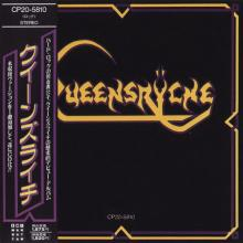 QUEENSRYCHE - QUEEN OF THE REICH (FIRST JAPAN EDITION +OBI) CD