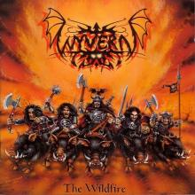 WYVERN - THE WILDFIRE CD (NEW)