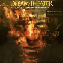 DREAM THEATER - METROPOLIS PT 2: SCENES FROM A MEMORY (180GR AUDIOPHILE VINYL, GATEFOLD) 2LP (NEW)