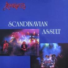 VENOM - SCANDINAVIAN ASSAULT (SPLATTER VINYL) LP (NEW)