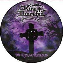 KING DIAMOND - THE GRAVEYARD (LTD EDITION 2000 COPIES DOUBLE PICTURE DISC) 2LP (NEW)