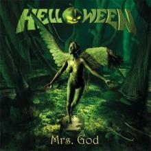 HELLOWEEN - MRS. GOD (JAPAN EDITION DIGI PACK+OBI) - CD