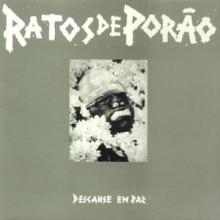 RATOS DE PORAO - DESCANSE EM PAR (GATEFOLD) LP