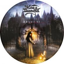 KING DIAMOND - ABIGAIL II (LTD EDITION 2000 COPIES PICTURE DISC) 2LP (NEW)