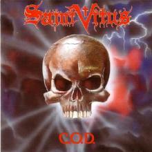 SAINT VITUS - C.O.D. LP