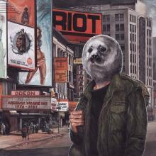 RIOT - ARCHIVES VOLUME 1: 1976 - 1981 (LTD EDITION 400 COPIES BLACK VINYL, GATEFOLD, INCL. BONUS DVD) 2LP/DVD (NEW)