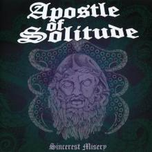APOSTLE OF SOLITUDE - SINCEREST MISERY (LTD EDITION 50 COPIES COLOUR VINYL +PATCH +STICKER & CD, GATEFOLD) 2LP