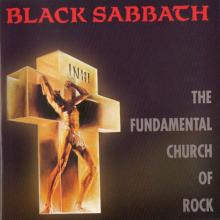 BLACK SABBATH - THE FUNDAMENTAL CHURCH OF ROCK (LIVE AT THE ASTORIATHEATRE, LONDON '99 CD