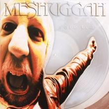 MESHUGGAH - RARE TRAX (LTD EDITION 250 HAND NUMBERED COPIES, CLEAR VINYL, SPECIAL SHAPED COVER) LP (NEW)
