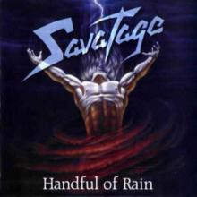 SAVATAGE - HANDFUL OF RAIN CD