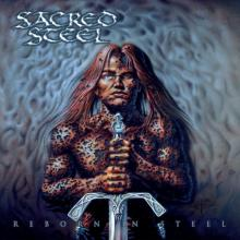 SACRED STEEL - REBORN IN STEEL (+8 BONUS TRACKS) CD (NEW)