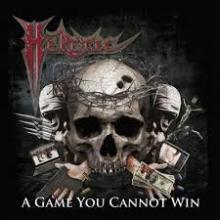 HERETIC - A GAME YOU CANNOT WIN (GATEFOLD) 2LP (NEW)