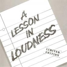 LOUDNESS - A LESSON OF LOUDNESS (LTD EDITION) CD