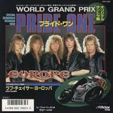 EUROPE - LOVE CHASER (JAPAN EDITION) 7