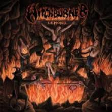 WITCHBURNER - DEMONS (GATEFOLD) LP