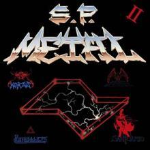 V/A - S.P. METAL II (SANTUARIO, KORZUS, ABUTRE...) LP